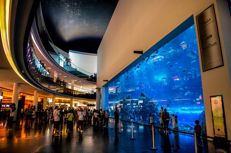 The Dubai Mall | DP Architects – Lopes Dias Arquitetura