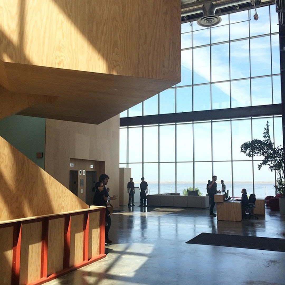 The End of the Office: Gehry-Designed Facebook HQ is a