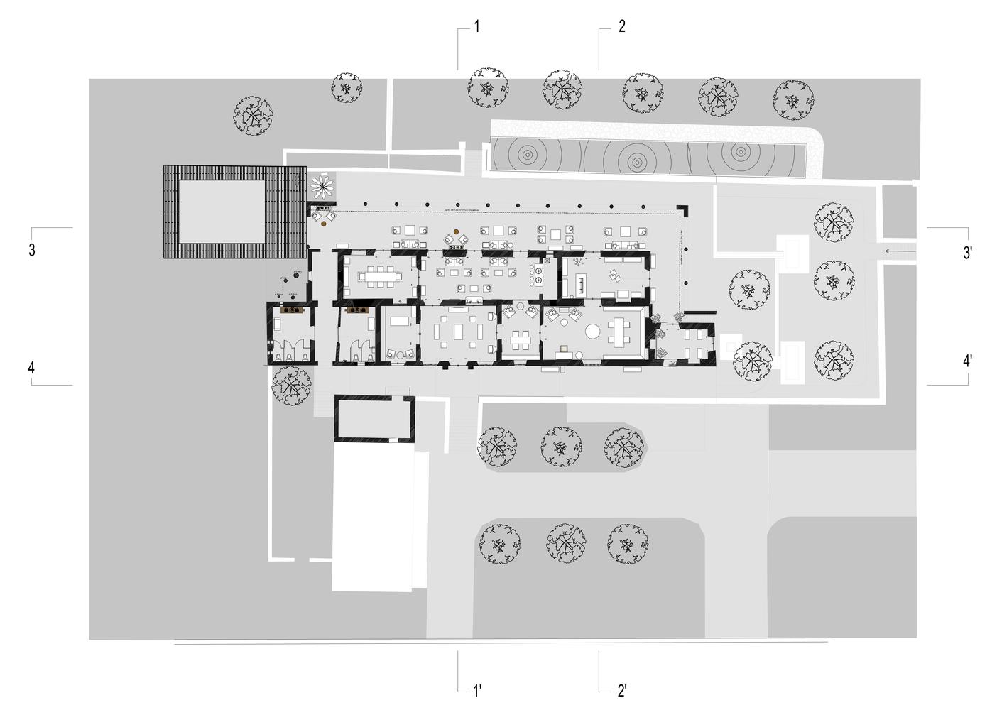 Chabl Resort Hotel Central De Proyectos Scp Lopes Dias Arquitetura