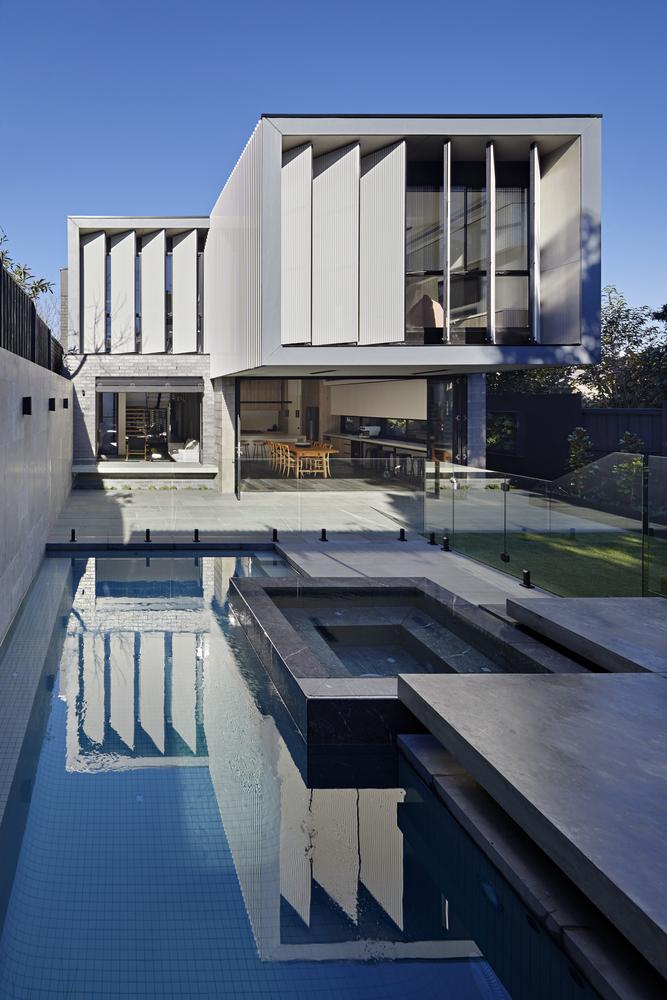 Molesworth St House Chan Architecture Lopes Dias