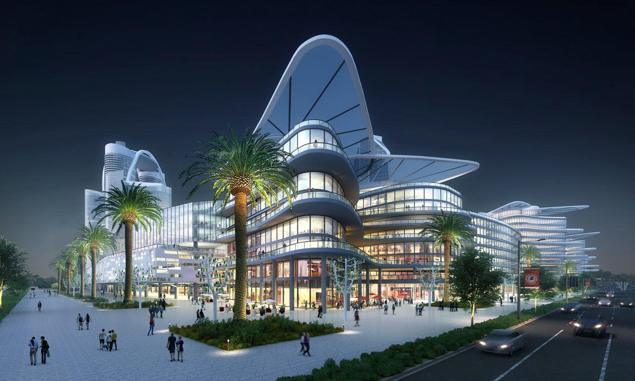 World S First Smart Mini City To Be Built In Las Vegas